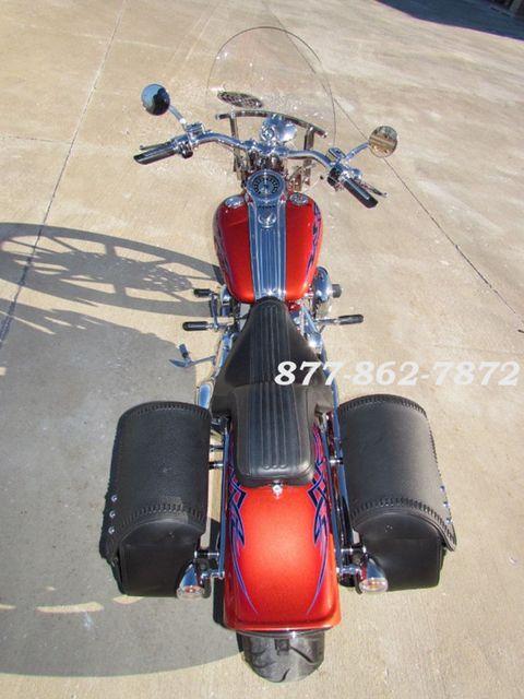 2007 Harley-Davidson SOFTAIL SCREAMIN EAGLE SPRINGER FXSTSSE SCREAMIN EAGLE FXSTS McHenry, Illinois 37