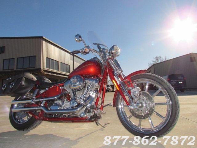 2007 Harley-Davidson SOFTAIL SCREAMIN EAGLE SPRINGER FXSTSSE SCREAMIN EAGLE FXSTS McHenry, Illinois 39