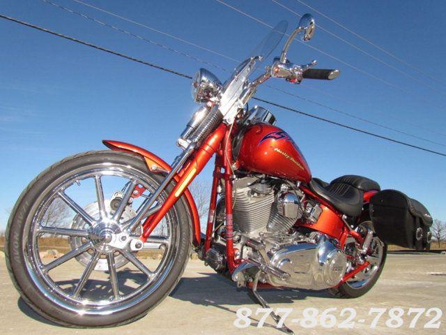2007 Harley-Davidson SOFTAIL SCREAMIN EAGLE SPRINGER FXSTSSE SCREAMIN EAGLE FXSTS McHenry, Illinois 4