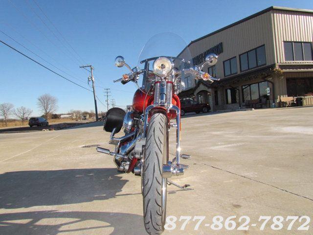 2007 Harley-Davidson SOFTAIL SCREAMIN EAGLE SPRINGER FXSTSSE SCREAMIN EAGLE FXSTS McHenry, Illinois 40