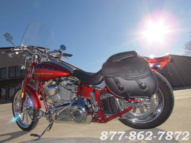 2007 Harley-Davidson SOFTAIL SCREAMIN EAGLE SPRINGER FXSTSSE SCREAMIN EAGLE FXSTS McHenry, Illinois 42