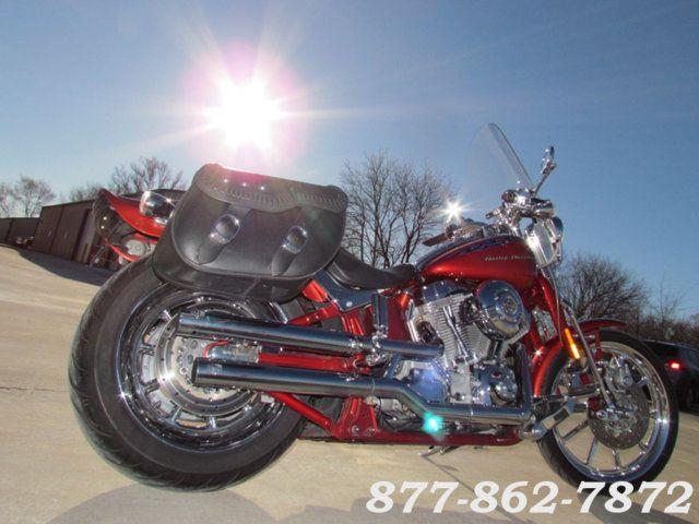 2007 Harley-Davidson SOFTAIL SCREAMIN EAGLE SPRINGER FXSTSSE SCREAMIN EAGLE FXSTS McHenry, Illinois 44
