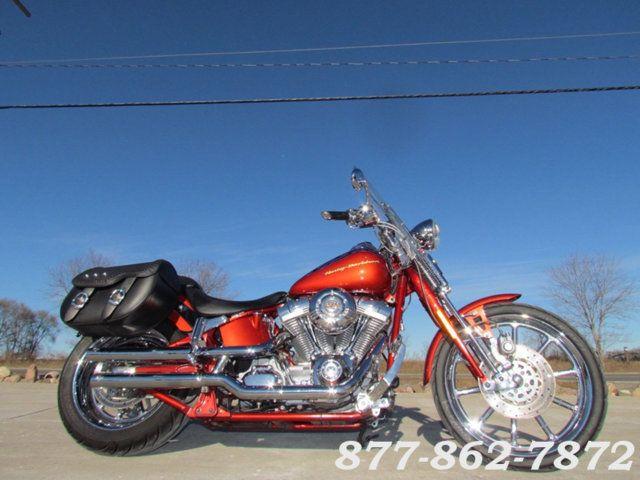 2007 Harley-Davidson SOFTAIL SCREAMIN EAGLE SPRINGER FXSTSSE SCREAMIN EAGLE FXSTS McHenry, Illinois 45