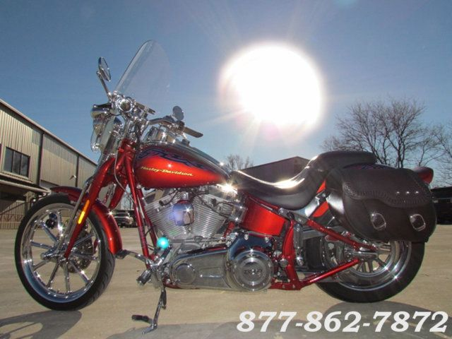 2007 Harley-Davidson SOFTAIL SCREAMIN EAGLE SPRINGER FXSTSSE SCREAMIN EAGLE FXSTS McHenry, Illinois 46