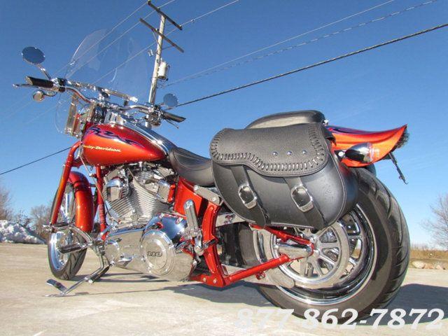 2007 Harley-Davidson SOFTAIL SCREAMIN EAGLE SPRINGER FXSTSSE SCREAMIN EAGLE FXSTS McHenry, Illinois 5
