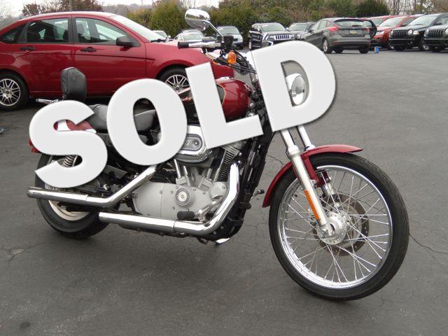 2007 Harley-Davidson Sportster® 883 Custom Ephrata, PA 0