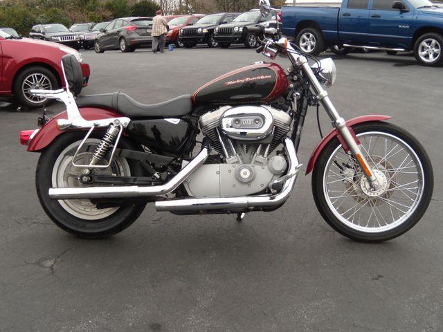 2007 Harley-Davidson Sportster® 883 Custom Ephrata, PA 1