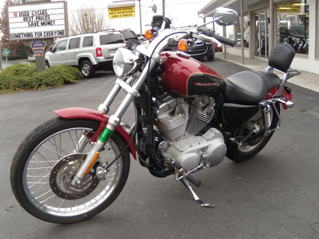 2007 Harley-Davidson Sportster® 883 Custom Ephrata, PA 10