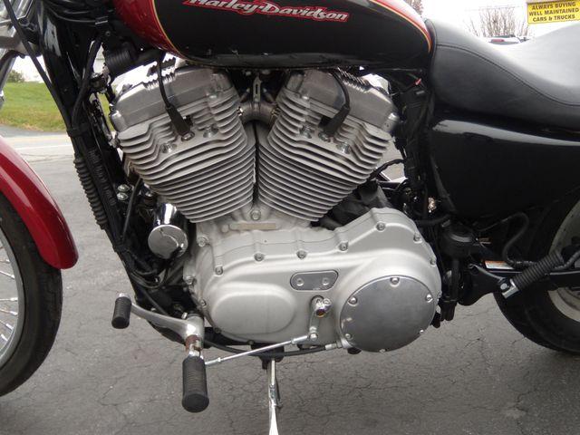 2007 Harley-Davidson Sportster® 883 Custom Ephrata, PA 11
