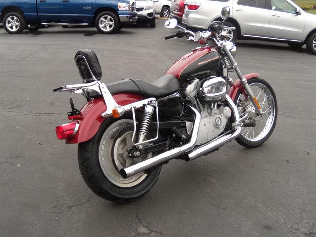 2007 Harley-Davidson Sportster® 883 Custom Ephrata, PA 2