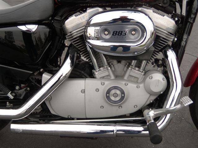 2007 Harley-Davidson Sportster® 883 Custom Ephrata, PA 5