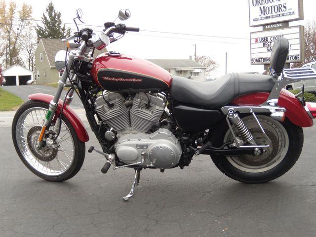 2007 Harley-Davidson Sportster® 883 Custom Ephrata, PA 9