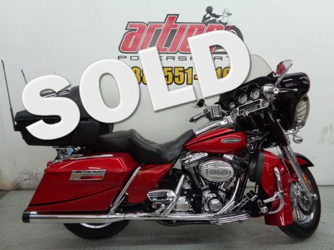 2007 Harley Davidson Ultra Classic  Screamin' Eagle CVO in Tulsa, Oklahoma