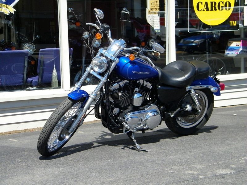 2007 Harley Davidson XL 1200L Sportster   city NY  Barrys Auto Center  in Brockport, NY