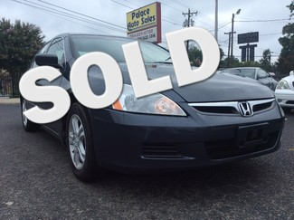 2007 Honda Accord EX-L CHARLOTTE, North Carolina