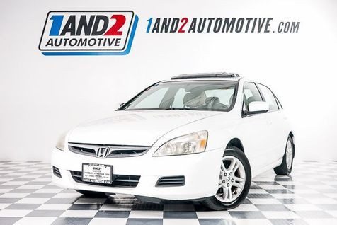 2007 Honda Accord EX-L in Dallas, TX