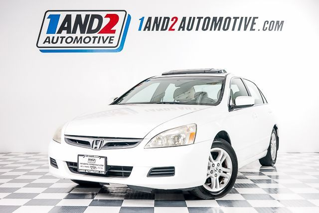2007 Honda Accord EX-L in Dallas TX