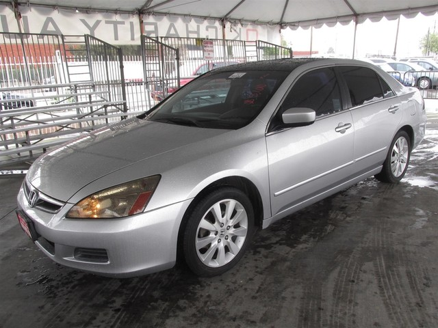 2007 Honda Accord EX-L Please call or e-mail to check availability All of our vehicles are avai