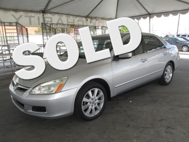 2007 Honda Accord LX SE Please call or e-mail to check availability All of our vehicles are ava