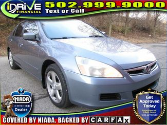 2007 Honda Accord EX-L | Louisville, Kentucky | iDrive Financial in Lousiville Kentucky