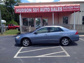 2007 Honda Accord in Myrtle Beach South Carolina