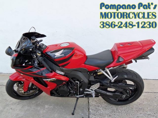 2007 Honda CBR® 1000RR Daytona Beach, FL 0