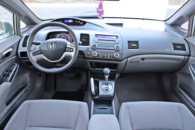 2007 Honda CIVIC EX SEDAN SUNROOF CRUISE CONTROL ALLOY WHLS Woodland Hills, CA 14