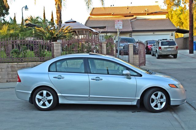 2007 Honda CIVIC EX SEDAN SUNROOF CRUISE CONTROL ALLOY WHLS Woodland Hills, CA 5