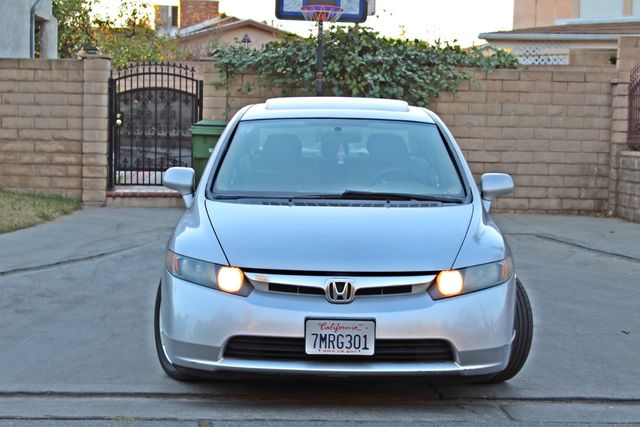 2007 Honda CIVIC EX SEDAN SUNROOF CRUISE CONTROL ALLOY WHLS Woodland Hills, CA 8