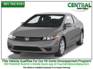 2007 Honda Civic EX | Hot Springs, AR | Central Auto Sales in Hot Springs AR