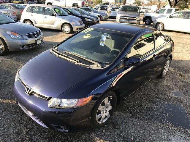 2007 Honda Civic LX Houston, TX 2