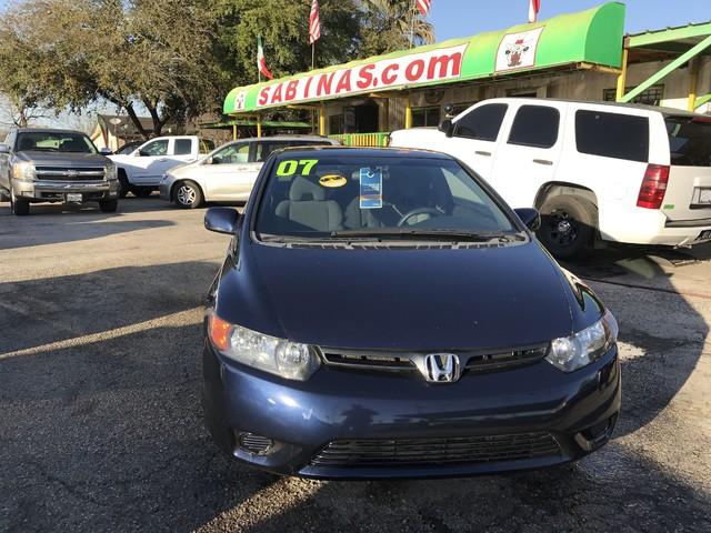 2007 Honda Civic LX Houston, TX 1