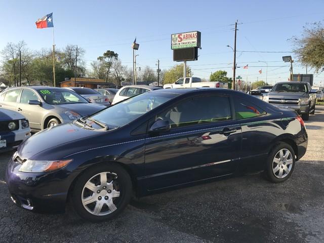 2007 Honda Civic LX Houston, TX 0