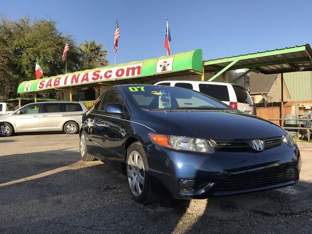 2007 Honda Civic LX Houston, TX 5