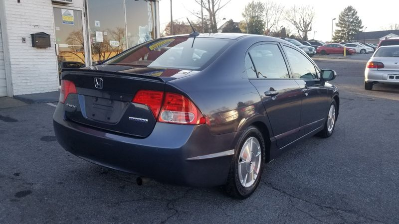 2007 Honda Civic Hybrid WNAVIGATION  in Frederick, Maryland