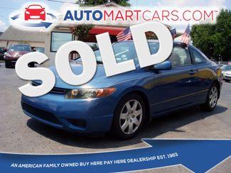 2007 Honda Civic LX | Nashville, Tennessee | Auto Mart Used Cars Inc. in Nashville Tennessee