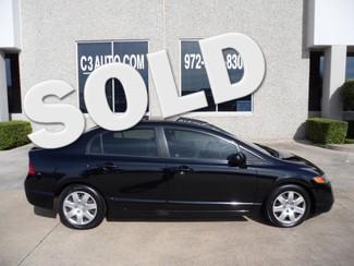 2007 Honda Civic LX Plano, Texas