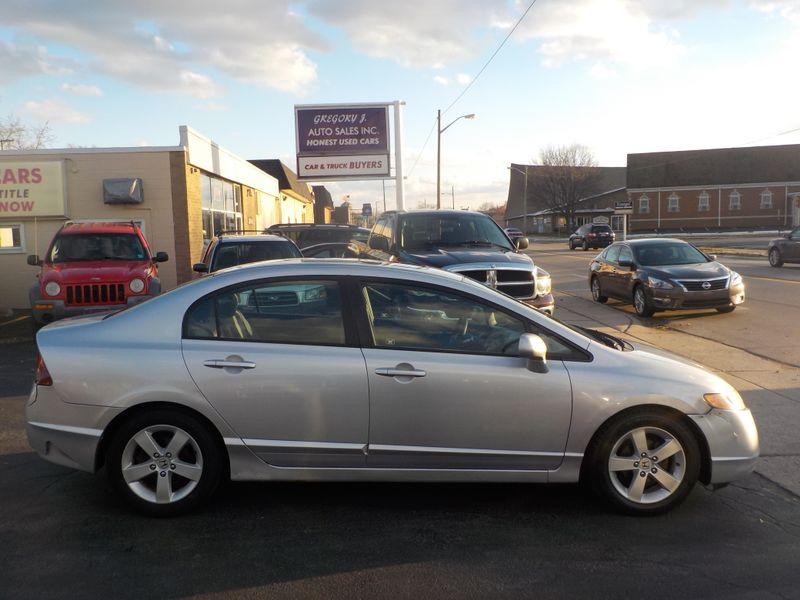 2007 Honda Civic EX | Roseville, MI | Gregory J Auto Sales Inc ...