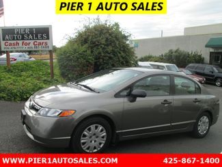 2007 Honda Civic Sedan DX-G Seattle, Washington 11
