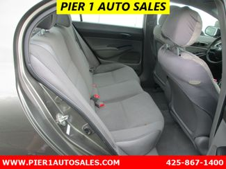 2007 Honda Civic Sedan DX-G Seattle, Washington 12