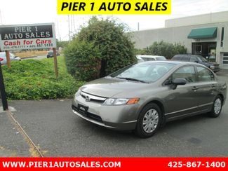2007 Honda Civic Sedan DX-G Seattle, Washington 14