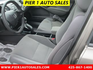 2007 Honda Civic Sedan DX-G Seattle, Washington 22