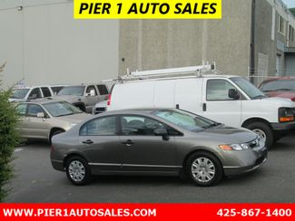 2007 Honda Civic Sedan DX-G Seattle, Washington 31