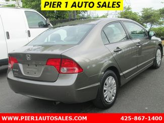 2007 Honda Civic Sedan DX-G Seattle, Washington 5