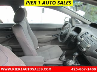 2007 Honda Civic Sedan DX-G Seattle, Washington 40