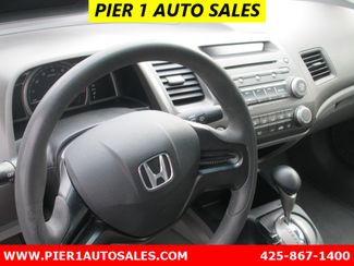 2007 Honda Civic Sedan DX-G Seattle, Washington 10