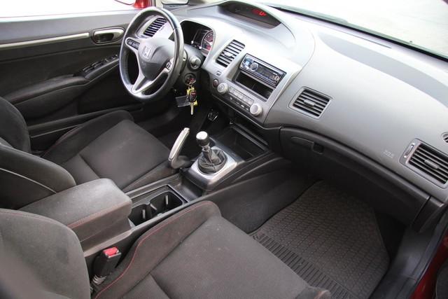 2007 Honda Civic Si Santa Clarita, CA 9