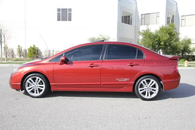 2007 Honda Civic Si Santa Clarita, CA 11