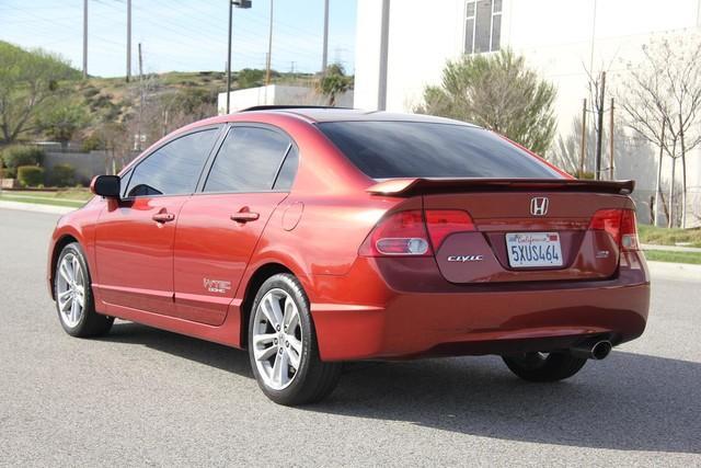 2007 Honda Civic Si Santa Clarita, CA 6