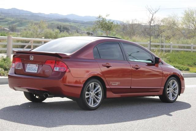 2007 Honda Civic Si Santa Clarita, CA 5